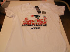 de3b41bbe New England Patriots Womens  NFL 2014 AFC Champion proline shirt XL