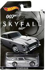 2015 Hot Wheels James Bond 007 Skyfall #4 1963 Aston Martin DB5