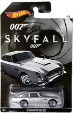 2015 Hot Wheels James Bond 007 Skyfall #4 1963 Aston Martin DB5