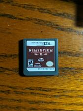 Dementium II 2 (Nintendo DS) 3DS US NTSC Cart Only Authentic