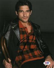 Tyler Posey Signed Authentic Autographed 8x10 Photo PSA/DNA #AE17742
