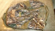 Cabela'S Slayer Realtree Camouflaged H2o Backpack - Hunting Fishing - Very Good
