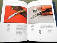 """US MILITARY POCKET KNIVES"" WW1 WW2 VIETNAM CASE WESTERN SCHRADE REFERENCE BOOK"
