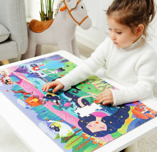 Learning toys for kids 3 4 5yr - Educational toys - Jigsaw Puzzle Set 104 pcs