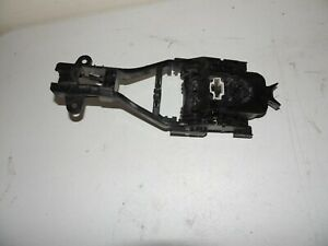 2011 - 2015 VOLVO S60 OUTSIDE HANDLE CARRIER BRACKET USED OEM RT REAR DOOR  jm