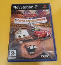 Disney Pixar Cars La Coppa Internazionale di Carl Attrezzi GIOCO PS2