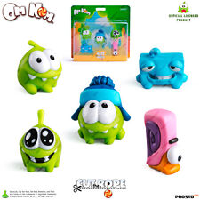 PROSTO TOYS Cut the Rope 201406 Collection Figure, Set (5 pc), Cartoon Character