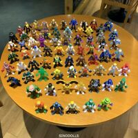 7X Different Fisher-Price Imaginext Power Rangers dc space Blind Bag Figure Toy