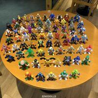 Random 7 Pcs Fisher-Price Imaginext Power Rangers dc space  Blind Bag  Figure