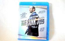 The Bank Job Blu-Ray Movie Jason Statham