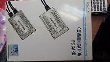 ADVANTECH COMPAD-32B-4 4 PORTS RS-232 INTERFACE CARD PCMCIA COMPAD-32B