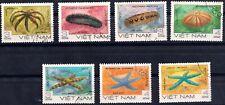 1985 Viet Nam. Fauna: MARINE LIFE Sc. 1536-1542. CTO