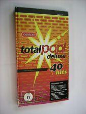 ERASURE - TOTAL POP DELUXE - 3CD+DVD BOXSET NEW SEALED 2009