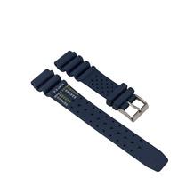Citizen Promaster Marine Uhrenarmband blau gummi Urethar 20 mm von Citizen 59-S