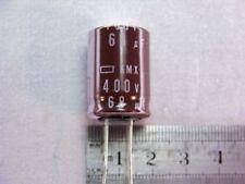 25 UCC KMX 68uF 400V105C Radial Electrolytic Capacitors