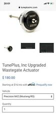 Ford Focus RS Mustang Wastegate Actuator (Precision NX2 Turbo)