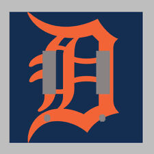 Detroit Tigers - Double Light Switch Plate / Cover