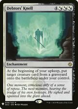 Debtors' Knell Mystery Booster     Mtg Magic English NM
