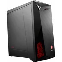 MSI Infinite 9SA-871UK Gaming Desktop i5-9400F 8GB 1TB+256GB GTX 1650 Black