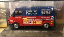 """DIE CAST """" FIAT 242 -  FANTIC MOTOR - 1980 """" PUBBLICITARI 1/43"""