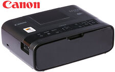 CANON Photo Printer Selphy CP1300 Compact, Black WiFi AirPrint for iOS SD Cards