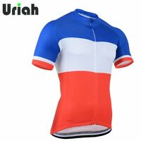 Men's Cycling Jersey Vintage Mountain Bike Jersey Bicycle Cycling Team Shirt