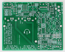 DIY PCB: O2 (Objective2) Headphone Amplifier