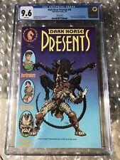 Dark Horse Presents #36 CGC 9.6 - 1st Aliens vs Predator (Variant Cover)