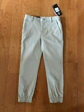 UNDER ARMOUR Boy's Tan Khaki Jogger Pants Size 7 NWT MSRP $50.00 FAST SHIP