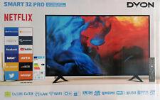 """Dyon Smart 32 Pro TV Fernseher schwarz 31,5""""/80 cm HD Smart-TV HD Triple-Tuner"""