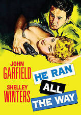 He Ran All the Way (DVD, 2015)