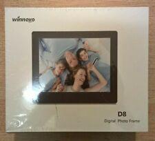 Winnovo D8 Digital Photo Frame