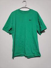 Reebok Logo Basketball Hip Hop Retro Sports Cotton Large T-Shirt USA VTG 80s 90s