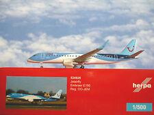 Herpa Wings 1:500  Embraer E 190 Jetairfly OO-JEM  524926