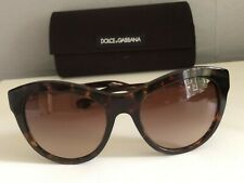 Dolce Gabbana D&G Havana Sunglasses DG4243 502/13