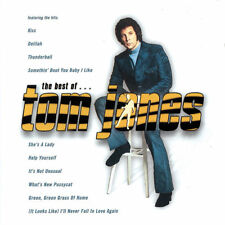 Tom Jones: The Best Of CD (Greatest Hits)