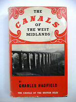 """THE CANALS OF THE WEST MIDLANDS"" by Charles Hadfield. 2nd edition 1969"