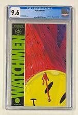 WATCHMEN #1 DC Comics 1986 CGC 9.6 Rorschach Dr Manhattan 1st Appearance