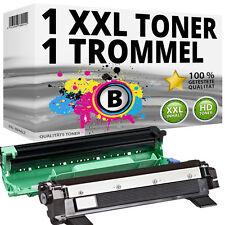 TONER+TROMMEL für BROTHER TN1050 DR1050 DCP1510 DCP1512 DCP1610W DCP-1612 HL1110