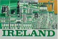 Irland Ireland Metall Souvenir Magnet 8 cm,New