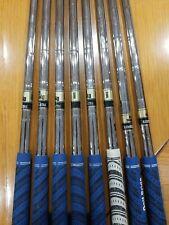 True temper Dynamic Gold S300 shafts 3-PW (pulls)