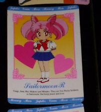 SAILOR MOON R HERO COLLECTION CARD CARDDASS CARTE N° 2 JAPAN REG/REGULAR **