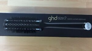 GHD Ceramic Vented Hair Brushes Size 2 Come in Stylish GHD Boxes Genuine