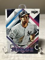 2020 Topps Fire Preview Aaron Judge MLB Baseball New York Yankees