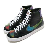 Nike Blazer Mid 77 VNTG Thermal Black White Men Vintage Casual Shoes CZ8653-036