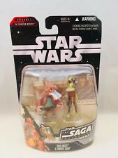 Star Wars The Saga Collection Dud Bolt and Mars Guo Action Figure