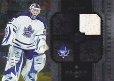 2005-06 Black Diamond Hockey JERSEY #J-EB Ed Belfour Toronto Maple Leafs