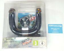 Volante Wireless Speed Wheel con Sega Rally, Xbox 360, Nuevo a estrenar.