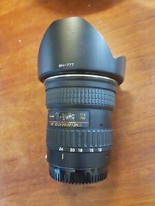 Tokina 12-24mm