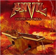 ANVIL - Hope In Hell  (2-LP - ORANGE) DLP